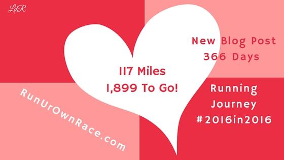 117 Miles1,899 To Go!